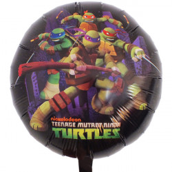 "18""46cm Teeenage Mutant Ninja Turtles folija balon"