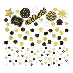 Confetti Sequi Gold 34 g