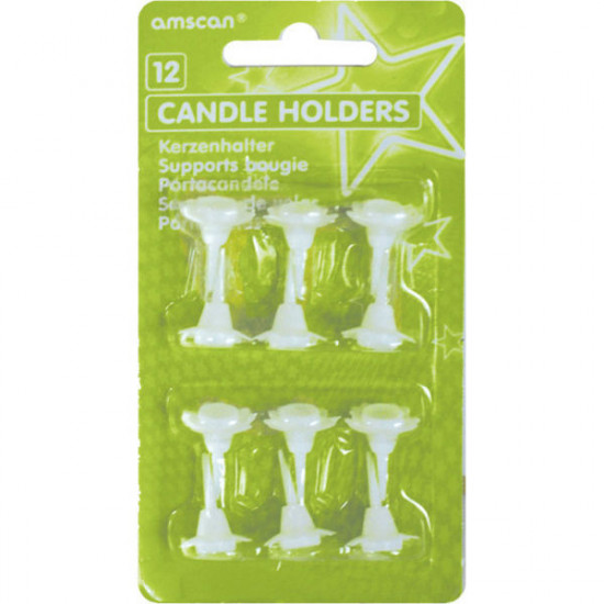 12 Candle Holders