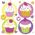 Cupcake&Sweet birthday party
