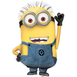 Despicable Me Minions SuperShape helijumski balon
