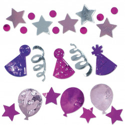Confetti Birthday Celebration Foil 34 g