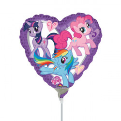 "18""46cm My Little Pony helijumski balon"