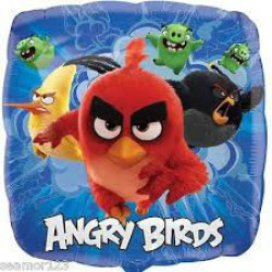 "18""45 cm Angry birds Movie helijumski balon"