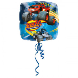 "18""43cm Blaze and the Monster Machines folija balon"