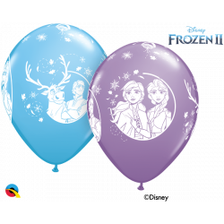 "11""28 cm Disney Frozen 2 latex baloni"
