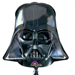 Star Wars Darth Vader Helmet SuperShape helijumski balon